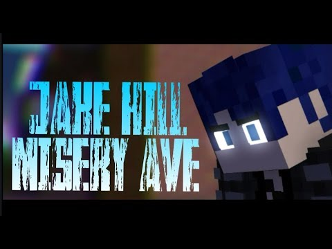 New Minecraft Song Animation   Jake Hill Misery Ave