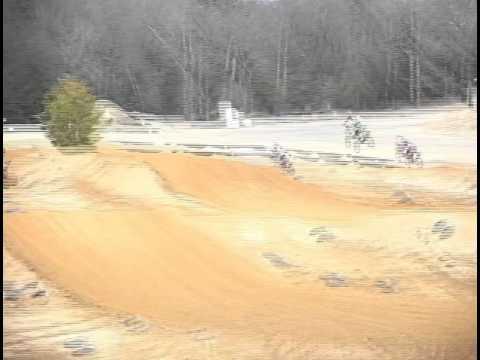 Middleford Speedway Motocross Practice Jan 2006
