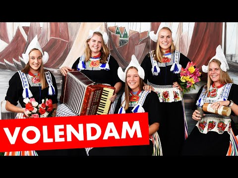 6 Traditional Dutch Places & Travel Tips in Volendam