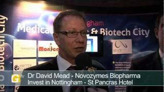 Medical, Pharma & Biotech sector - Invest in Nottingham Day London 2011