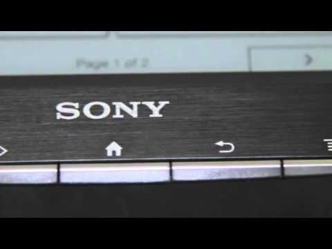 Review Of PRS-T1 Wi-Fi EBook Reader By Sony