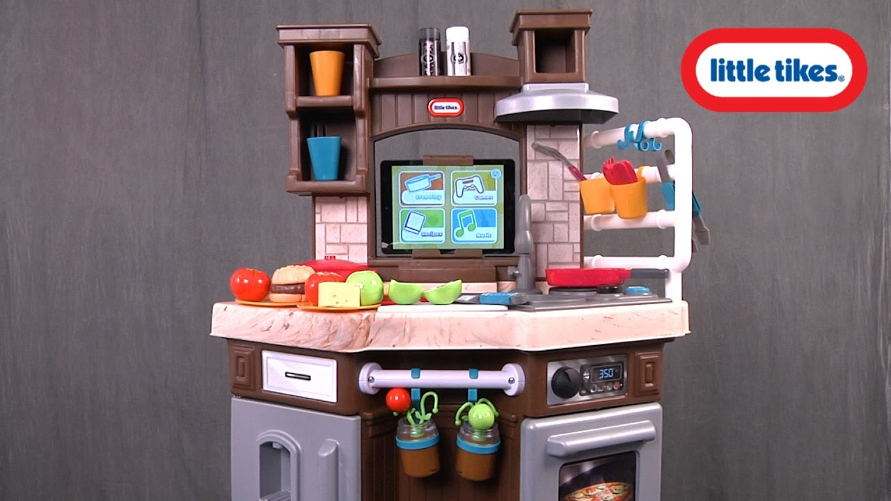 Little Tikes Cook \'n Learn Smart Kitchen from MGA Entertainment