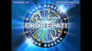 Kaun Banega Crorepati? (KBC) All Old Intros 2000-2007