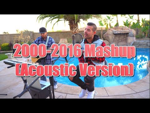 2000-2016 Mashup (Acoustic) | Michael Constantino