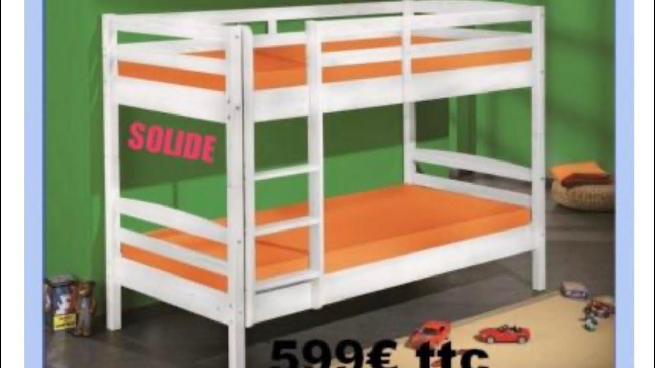 Dream vous installe votre lit superpos ici le qu bec 100 pin ma - Montage lit superpose ...