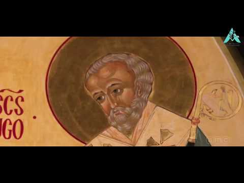 Saint of the Day - April 1 - St.Hugh of Grenoble - Episode 101 -Produced by AMC