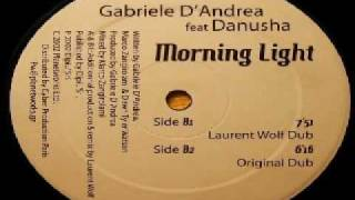 Download Video Gabriele D'andrea Feat Danusha Morning Light MP3 3GP MP4
