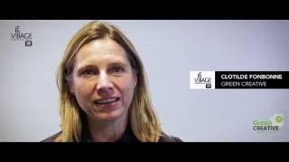 Green CREATIVE et ses solutions innovantes de tri des déchets  - Innov'Day 2