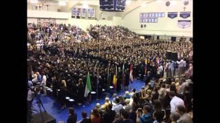 John Paul Graduation