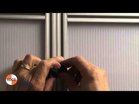 Edge Guard Dust Free Barrier System Youtube