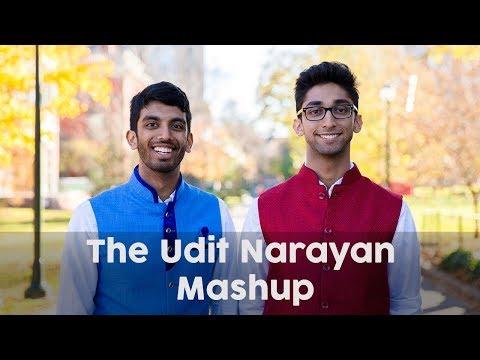 The Udit Narayan Mashup - Penn Masala