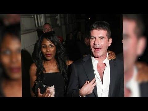 ExGirlfriend Sinitta Reduced to Tears at Simon Cowell Ba News  Splash News  Splash News TV
