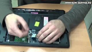видео Инструкции по разборке ноутбука acer aspire 5742g