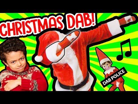 CHRISTMAS DAB 🎵🎅🏻 [Our Family Christmas Song] Ft. Shaggy da Elf on the Shelf ✳ TottyChoCho