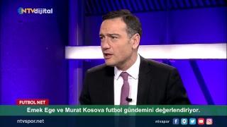 [CANLI] Emek Ege ve Murat Kosova futbol gündemini Futbol Net'te değerlendiriyor!