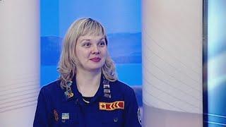 От Якутии до Крыма: о жизни студотрядовцев Хакасии - Мария Шестакова в