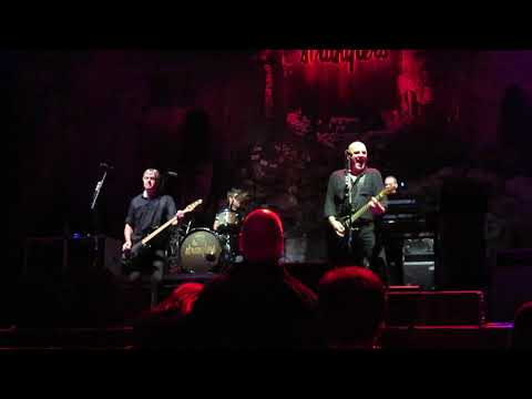The Stranglers - No More Heroes - Birmingham, 11 October 2019 - Supporting Alice Cooper