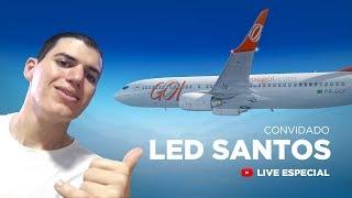 Prepar3D - B737-800 / Porto Príncipe → Saint Maarten (Feat. Led Santos)