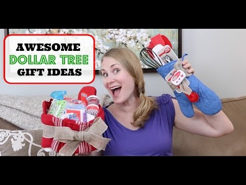 DOLLAR TREE GIFT PACKS! | Shower, wedding, and housewarming gift ideas