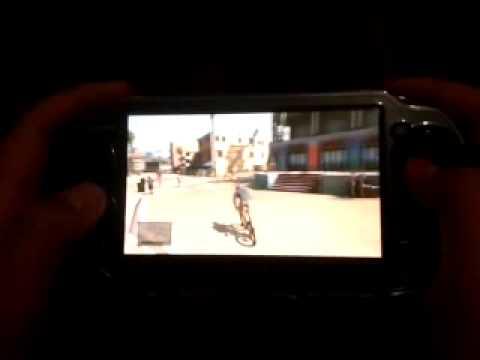 grand theft auto 5 ps vita gameplay - YouTube