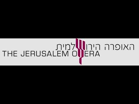 "THE JERUSALEM OPERA PRESENTS  ""The Magic Flute"""