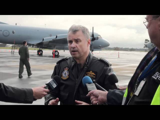 P8 Poseidon Edinburgh RAAF Base interview GPCAPT Craig Heap