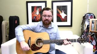 Takamine EF340S TT Demo and Review