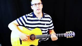 one minute guitar lesson - bossa nova part 1