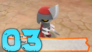 Pokemon Mystery Dungeon: Gates to Infinity 3DS Boss Battle 3 - Pawniard Bros & Baddies Walkthrough