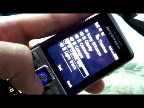 Sony Ericsson C702 with issue