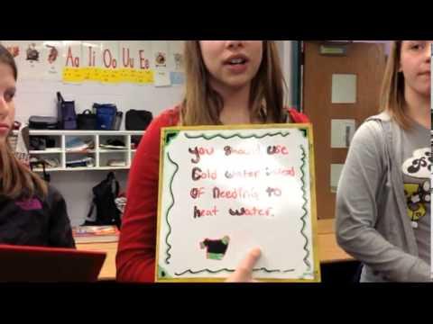 Bluejacket Flint Elementary School - 2013