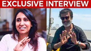 """Rajinikanth Scared of Pa Ranjith on sets"" - Anu Vardhan 