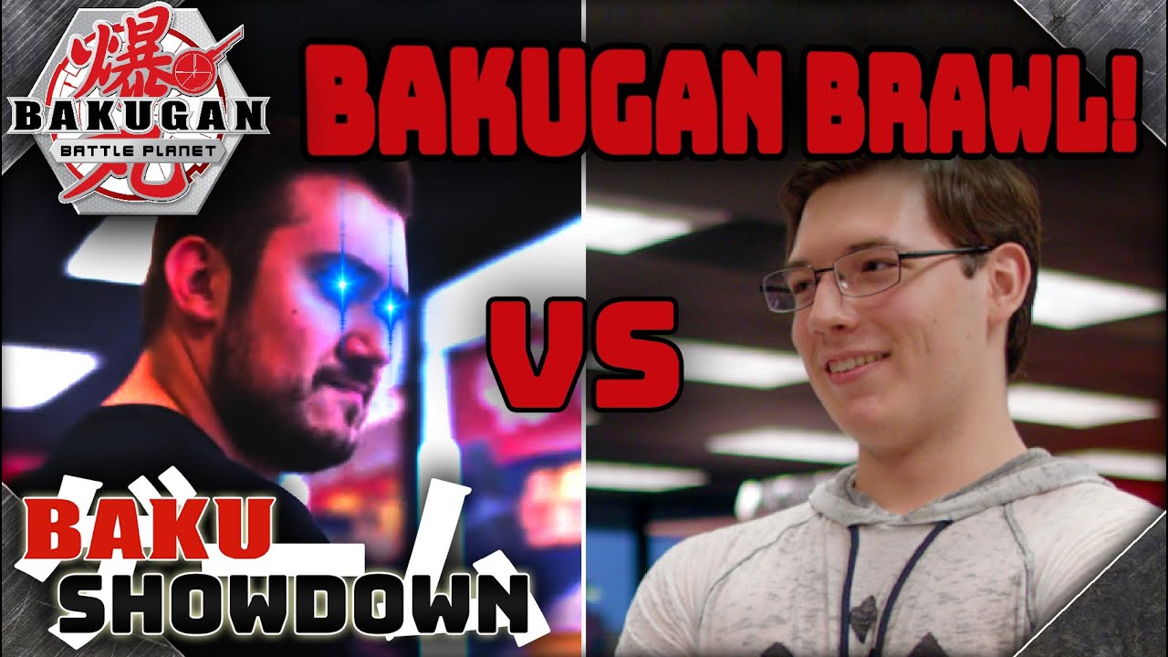 Bakugan Tournament Final Match!  | BAKU-SHOWDOWN