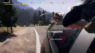 Far Cry:5 - Parte 7 Com Keli Snuff (PS4 - LIVE)