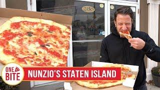 Barstool Pizza Review - Nunzio's (Staten Island)