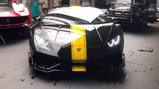 Lamborghini Huracan Clubsport   XPEL Ultimate Plus PPF