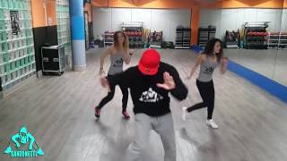 Vybz Kartel - Bicycle Ride (Soca Remix) Choreography by Juan Sanzonetti