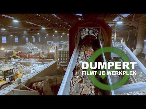 Dumpert Filmt Je Werkplek S02E05: Vuilnisman