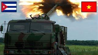 Tin Hay! Việt Nam sẽ tự hành hóa trọng pháo theo 'phong cách Cuba'?
