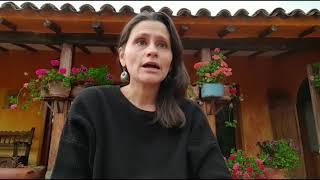 María Andrea Pinto Egresada de la Gerencia Integral de Servicios de Salud