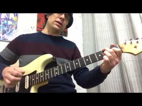 Hand in hand with the blues lesson