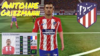 Antoine Griezmann ● Best Skills & Goals - A. Madrid ● Dream League Soccer 2018