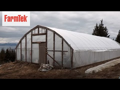 Alaska: The Last Frontier features FarmTek's High Tunnels