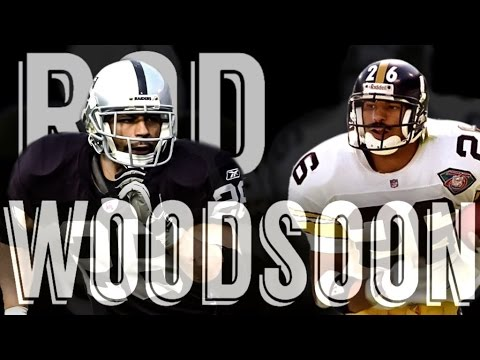 Rod Woodson - A Natural Born All-Pro