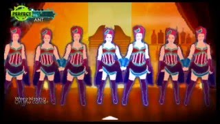 Just Dance 3 - Giddy on Up - Laura bell Bundy - Hold my Hand