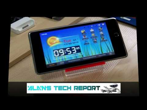 Huawei S7 Android Capsule - Overview HD - AlansTechReport thumbnail