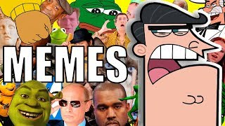 WHERE DID THIS COME FROM? The History of Fairly Odd Memes