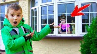 Алина В Запертом Доме 🔑  Просит Помощи У Димы Новое Видео На Didika Tv