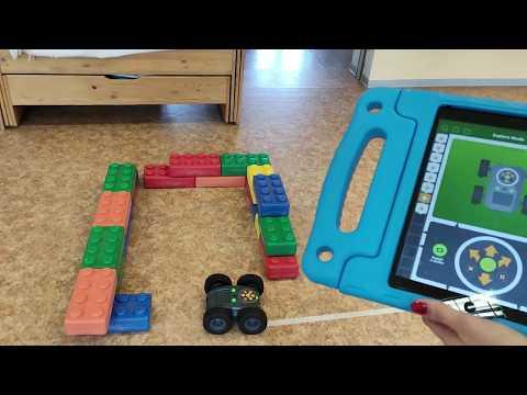Ideed kuidas kasutada TTS maastikurobotit lõimitud õppes - Kullatera Lasteaed
