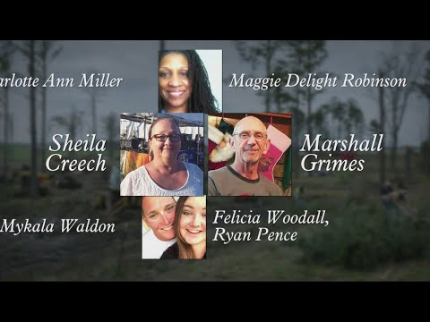 Remembering 23 victims in Lee County tornadoes – Alabama Alerts